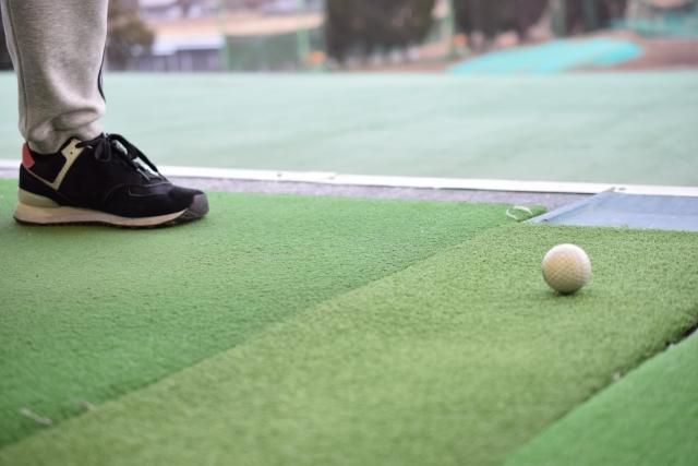 これからゴルフ始める方|練習場の利用の仕方